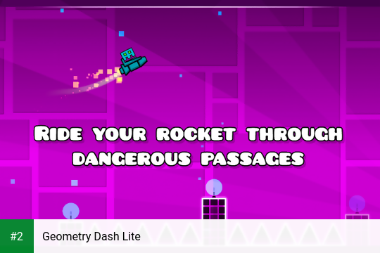 Geometry Dash Lite apk screenshot 2