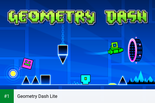 Geometry Dash Lite app screenshot 1