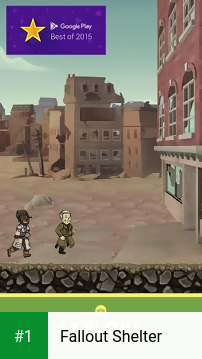 Fallout Shelter app screenshot 1