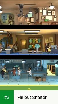 Fallout Shelter app screenshot 3