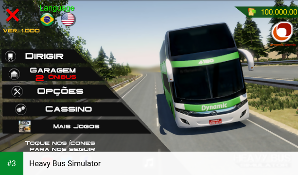 Heavy Bus Simulator app screenshot 3