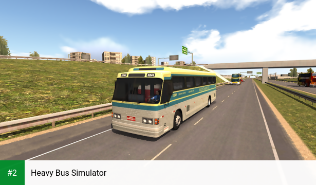 Heavy Bus Simulator apk screenshot 2