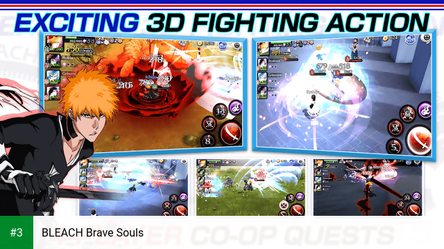 BLEACH Brave Souls app screenshot 3