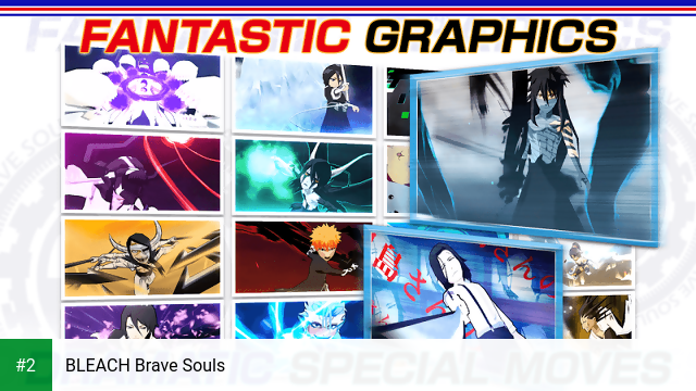 BLEACH Brave Souls apk screenshot 2