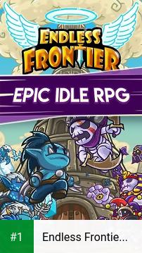Endless Frontier – RPG Online app screenshot 1