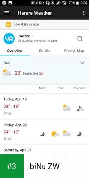 biNu ZW app screenshot 3