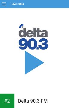 Delta 90.3 FM apk screenshot 2