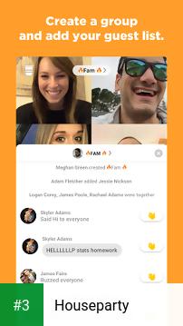 Houseparty app screenshot 3
