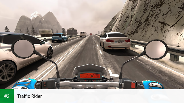 Traffic Rider apk screenshot 2
