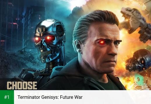 Terminator Genisys: Future War app screenshot 1