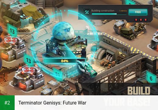 Terminator Genisys: Future War apk screenshot 2