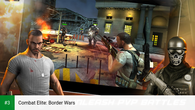 Combat Elite: Border Wars app screenshot 3