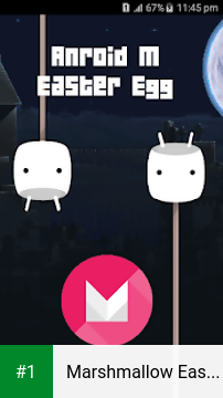 Marshmallow Easter Egg app screenshot 1