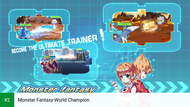 Monster Fantasy:World Champion apk screenshot 2