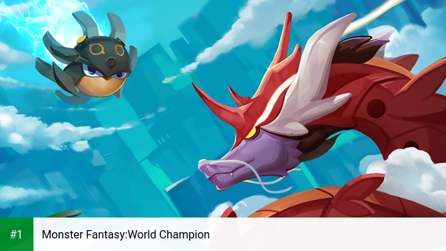 Monster Fantasy:World Champion app screenshot 1