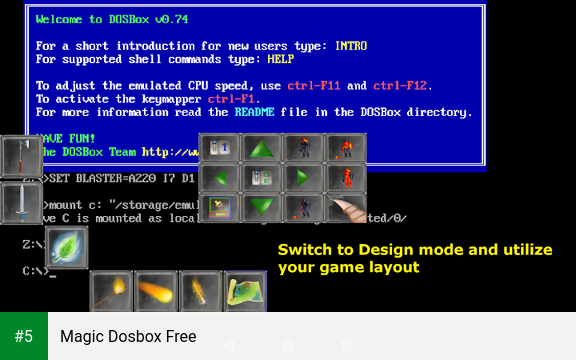 Magic Dosbox Free APK latest version - free download for Android