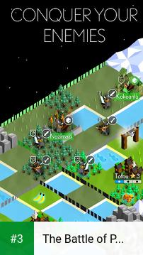 The Battle of Polytopia app screenshot 3