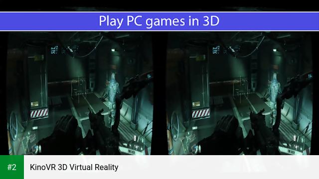 KinoVR 3D Virtual Reality apk screenshot 2