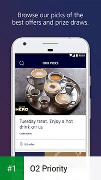 O2 Priority app screenshot 1