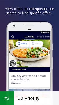 O2 Priority app screenshot 3
