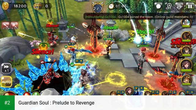 Guardian Soul : Prelude to Revenge apk screenshot 2