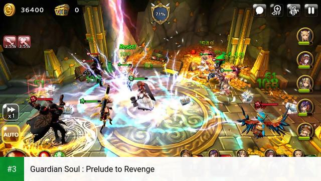 Guardian Soul : Prelude to Revenge app screenshot 3