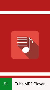 Tube MP3 Player - Free Music app screenshot 1