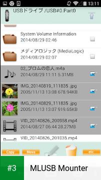 MLUSB Mounter app screenshot 3