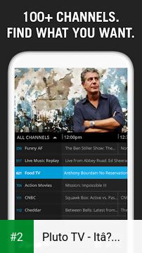 Pluto TV - It's Free TV apk screenshot 2