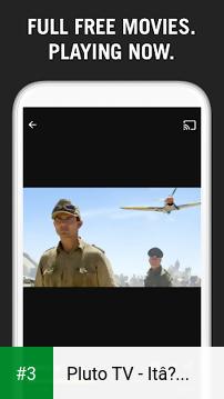 Pluto TV - It's Free TV app screenshot 3