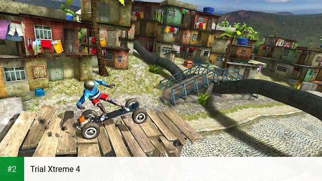 Trial Xtreme 4 apk screenshot 2