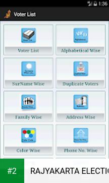 RAJYAKARTA ELECTION apk screenshot 2