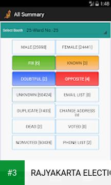 RAJYAKARTA ELECTION app screenshot 3