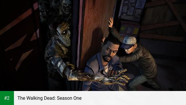 The Walking Dead: Season One apk screenshot 2