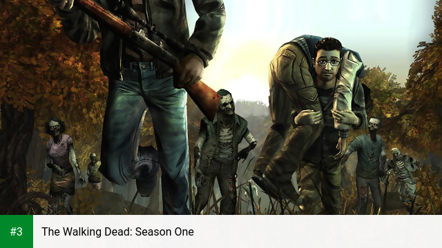 The Walking Dead: Season One app screenshot 3