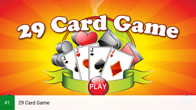 29 Card Game app screenshot 1