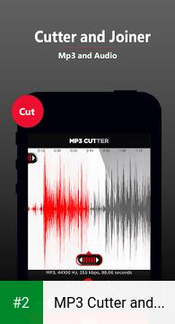 MP3 Cutter and Joiner , Merger apk screenshot 2