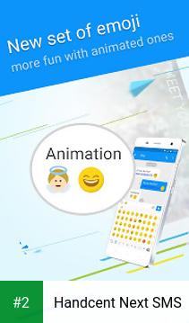 Handcent Next SMS apk screenshot 2