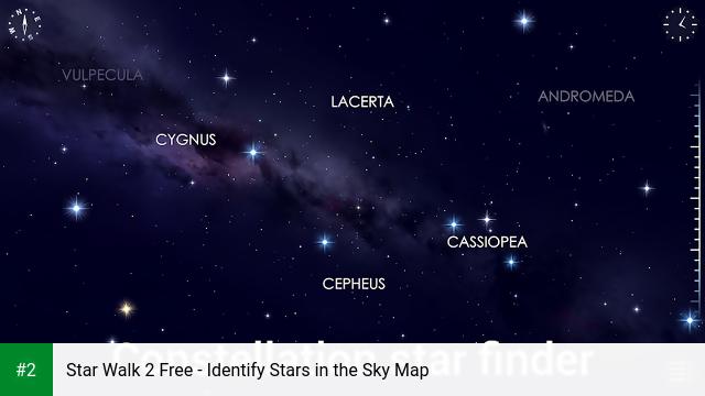 Star Walk 2 Free - Identify Stars in the Sky Map APK latest version