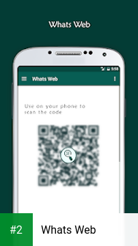 Whats Web apk screenshot 2