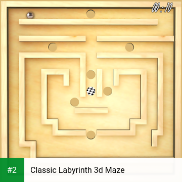 Classic Labyrinth 3d Maze apk screenshot 2