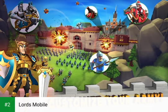 Lords Mobile apk screenshot 2