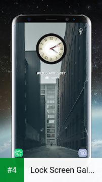 Lock Screen Galaxy S8 Plus App APK latest version - free