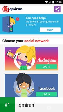 qmiran app screenshot 1