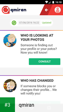 qmiran app screenshot 3