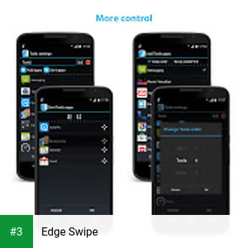 Edge Swipe app screenshot 3