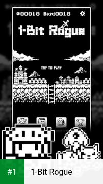 1-Bit Rogue app screenshot 1