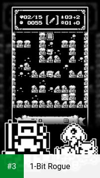1-Bit Rogue app screenshot 3