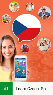 Learn Czech. Speak Czech app screenshot 1