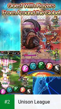 Unison League apk screenshot 2